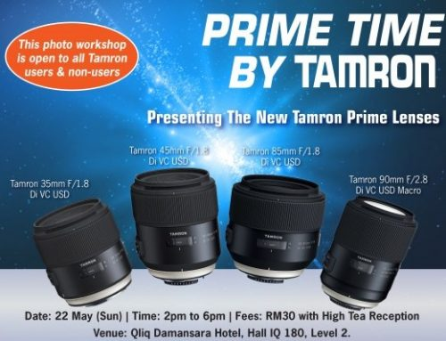 Prime Time By Tamron