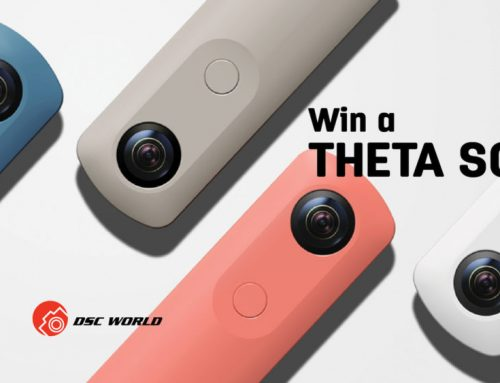 Ricoh Theta 360 Capture Competition