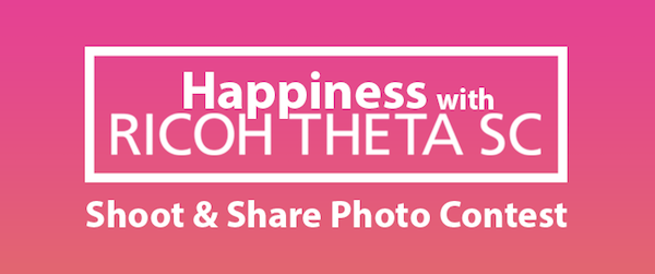 RICOH THETA SC Shoot & Share Photo Contest | Malaysia's Largest